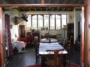 Langtoft Dining room